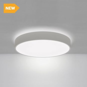The contemporary solution to general lighting applications offers strong lighting properties and even lighting distribution.