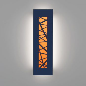Lumetta's Silhouette Sconces are a line of contemporary, impeccably designed laser cut LED sconces.