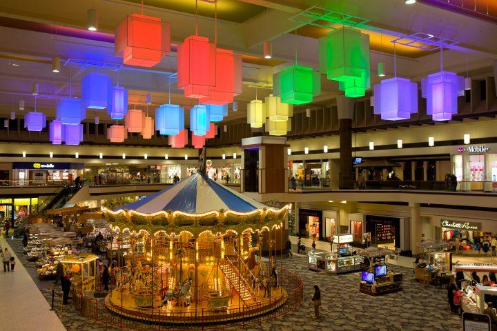 Lumetta Lighting at Maplewood Mall